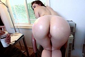 burlesque nude stripper